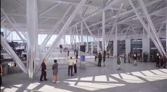 asi es como se vera el nuevo aeropuerto felipe angeles en lo que fue la base aerea de santa lucia 13