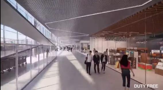 asi es como se vera el nuevo aeropuerto felipe angeles en lo que fue la base aerea de santa lucia 16