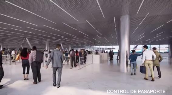 asi es como se vera el nuevo aeropuerto felipe angeles en lo que fue la base aerea de santa lucia 17