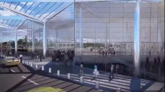 asi es como se vera el nuevo aeropuerto felipe angeles en lo que fue la base aerea de santa lucia 6