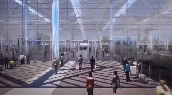 asi es como se vera el nuevo aeropuerto felipe angeles en lo que fue la base aerea de santa lucia 8