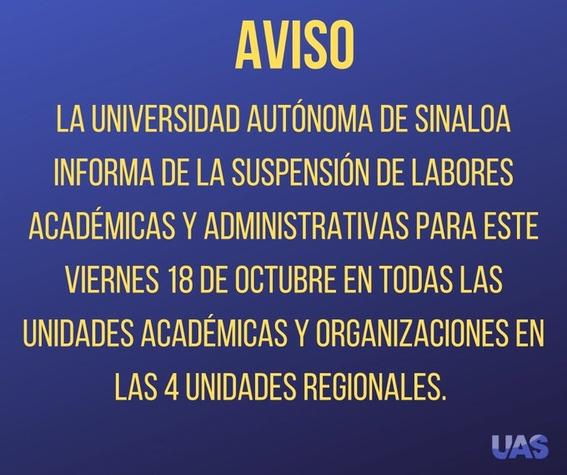 universidad autonoma de sinaloa suspende clases tras enfrentamientos en culiacan 1