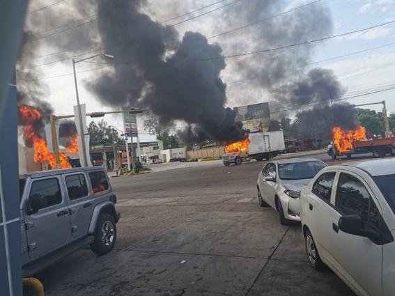 luego de los enfrentamientos que ocurrieron esta tarde en culiacan sinaloa autoridades federales confirmaron la liberacion de ovidio guzman 1