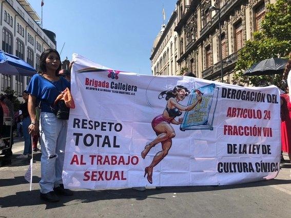 la casa de las flores sindicato de trabajadoras sexuales mexico 2