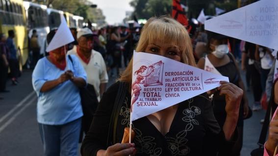 la casa de las flores sindicato de trabajadoras sexuales mexico 3