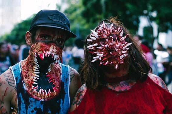 fotografias marcha zombie 2019 1