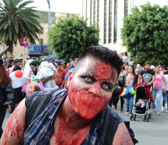 fotografias marcha zombie 2019 5