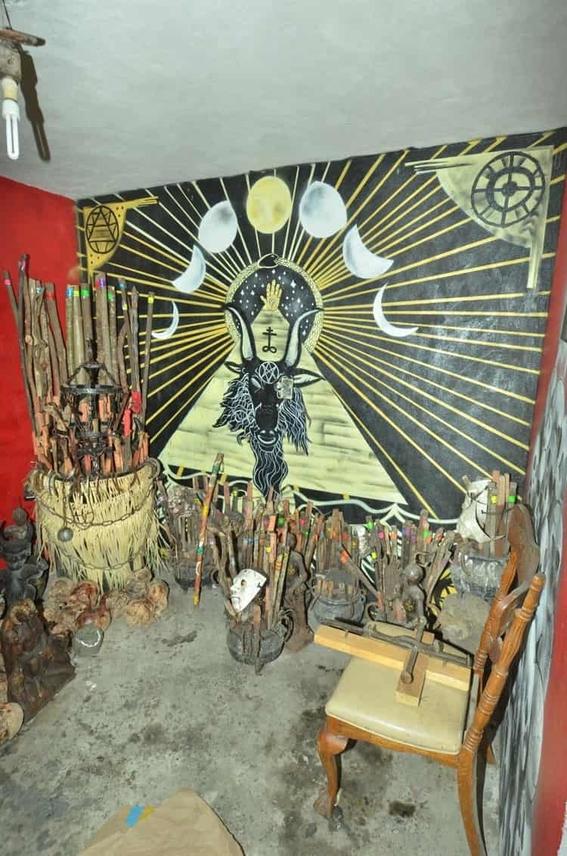 huesos de altar en tepito son de humanos confirman autoridades 1