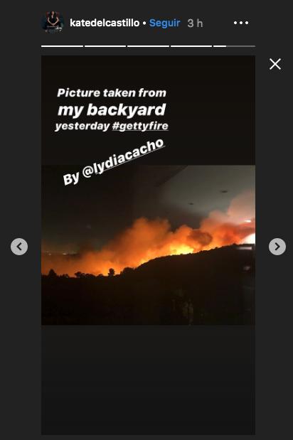evacuandesucasakatedelcastilloporincendioenla 1