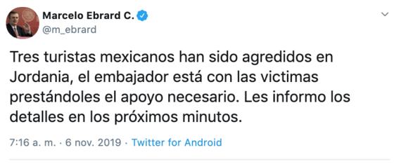 tres turistas mexicanos fueron apunalados en jordania 1