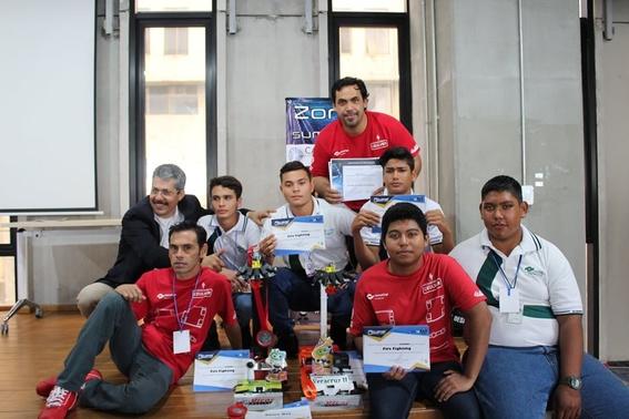 conalep campeonato robotica tokio japon roborave 2020 1