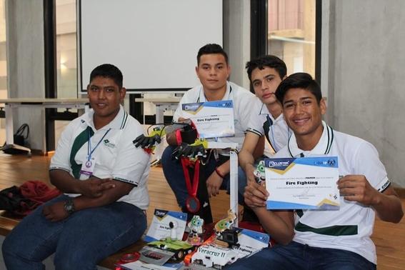 conalep campeonato robotica tokio japon roborave 2020 2