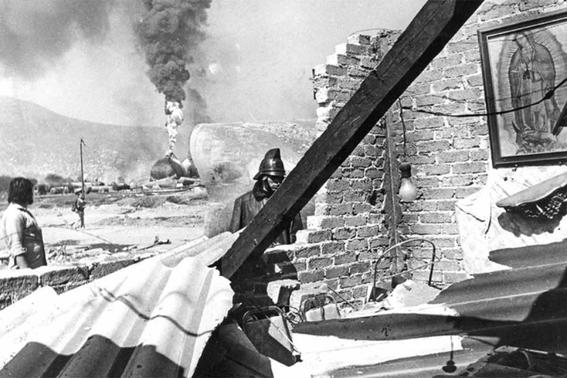 asi es el recuerdo de habitantes de san juan ixhuatepec que vivieron la explosion ocurrida en una zona altamente poblada el 19 de noviembre de 19 1