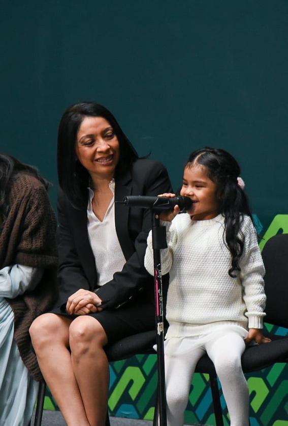 el stc metro en colaboracion con varias ong lanzaron una campana que busca fomentar la crianza sensible y carinosa a fin de erradicar la violenci 2