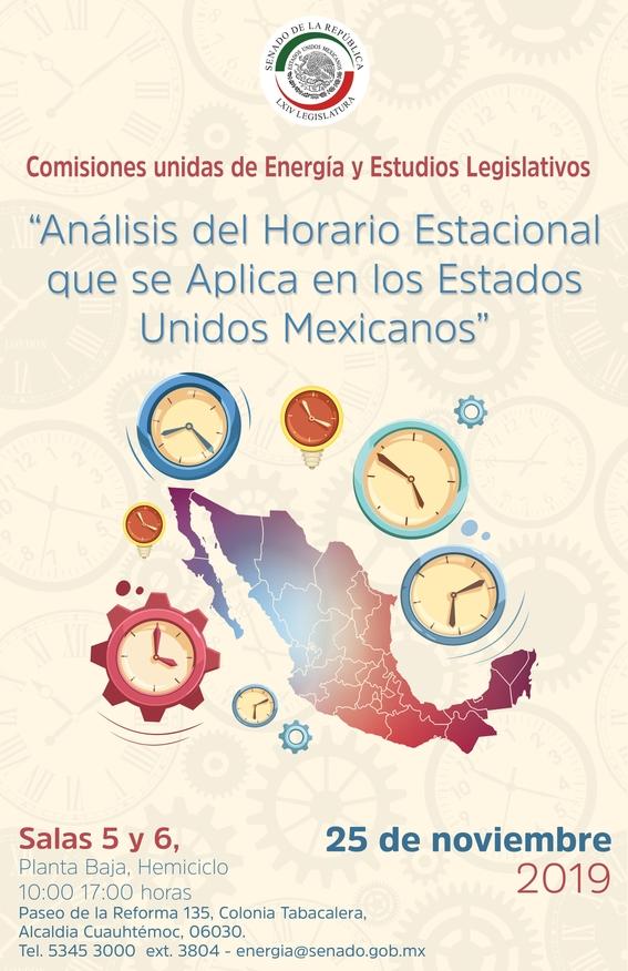 senado eliminacion horario de verano mexico 1