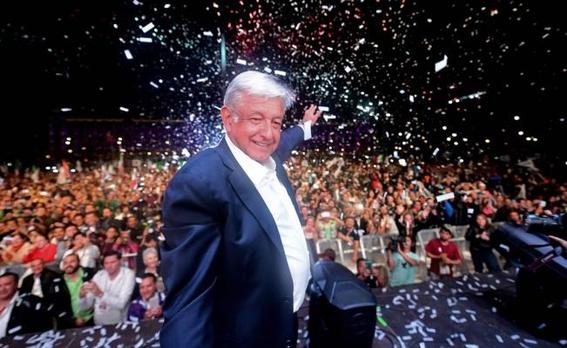 el presidente lopez obrador hizo un recuento de lo que han sido sus principales 5 logros durante el primer ano que ha estado al fe 1