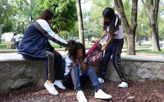 la campana en las secundarias y preparatorias publicas de la cdmx tiene como proposito visibilizar evitar el acoso y erradicar la violencia haci 1