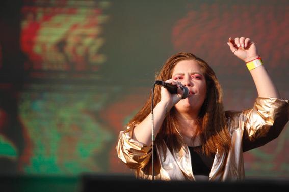 el festival internacional de musica del mundo que reunio a artistas nacionales e internacionales recibio a unas 180 mil personas en el zocalo de 6