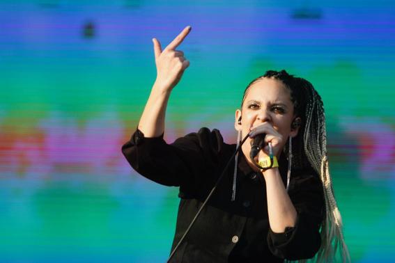 el festival internacional de musica del mundo que reunio a artistas nacionales e internacionales recibio a unas 180 mil personas en el zocalo de 3