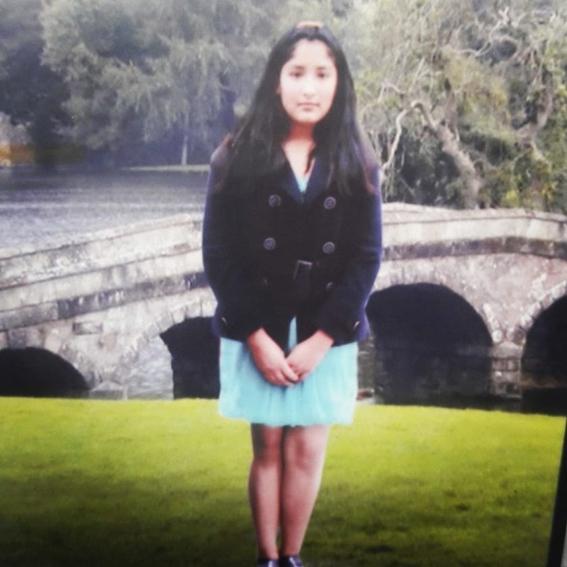 feminicidio de fatima quintana una nina que enterraron cerca de su casa 1