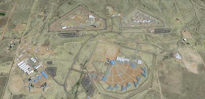 ADX Florence, la prisión de máxima seguridad donde podría ser encerrado 'El Chapo' 2