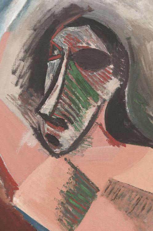ITS, placer y muerte: interpretaciones de 'Las señoritas de Avignon' de Picasso 2