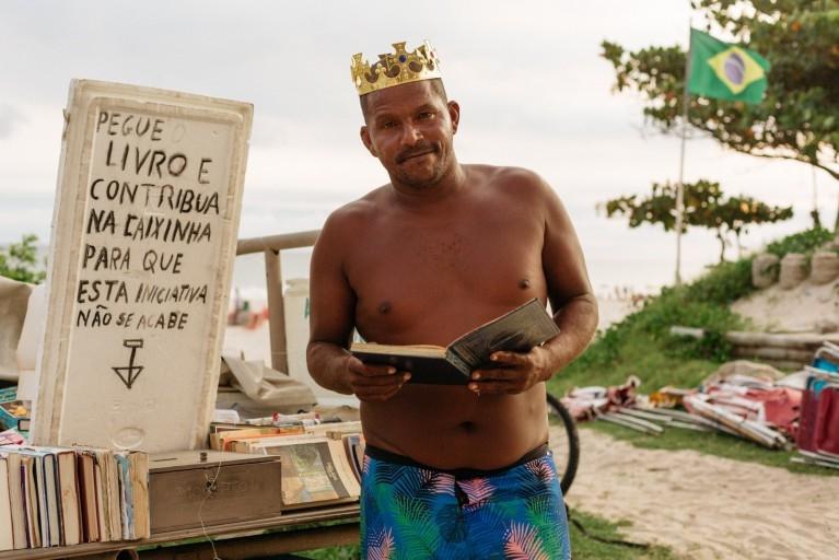 Marcio Mizael Matolias King Lives In Sandcastle