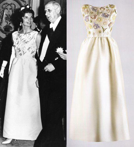 Los mejores diseños de Hubert de Givenchy jackie