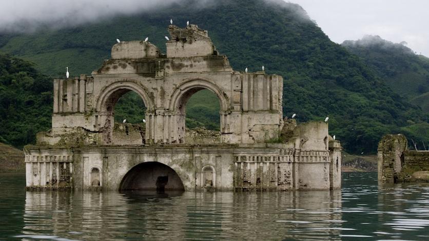 Siniestros lugares abandonados en México en los que puedes tomarte una selfie 2