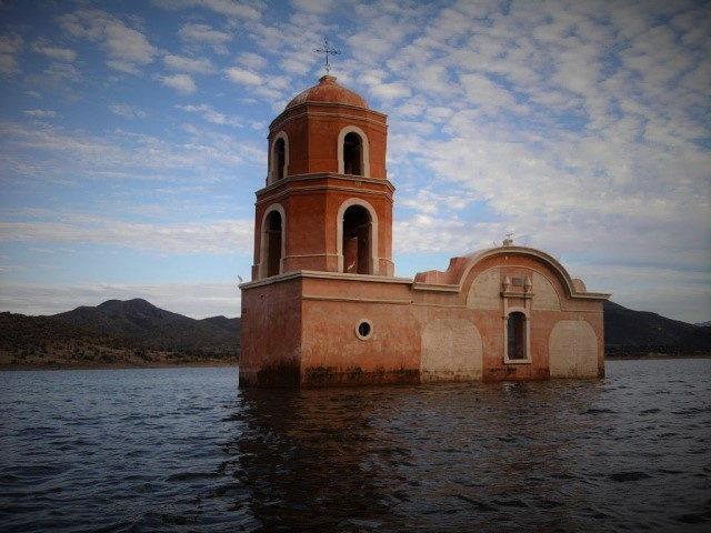 Siniestros lugares abandonados en México en los que puedes tomarte una selfie 1