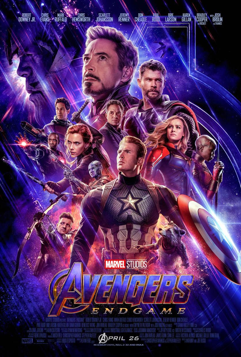 El último trailer de Avengers: Endgame ya tiene a Capitana Marvel 1