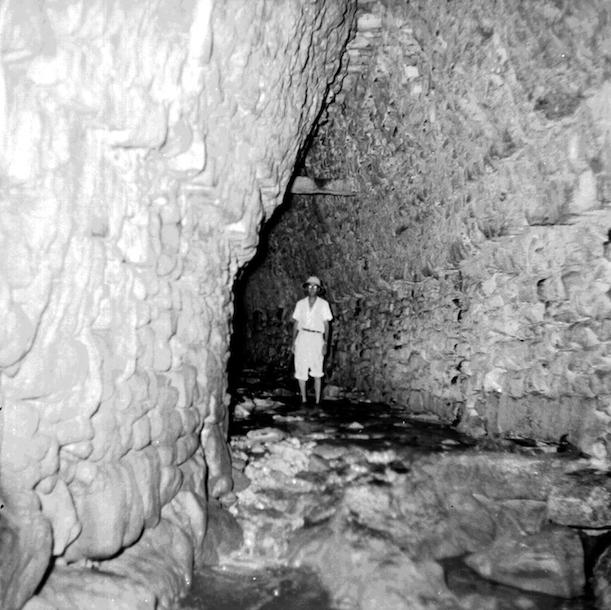 20 fotografías del descubrimiento de la tumba de Pakal, gobernante maya en Palenque 3