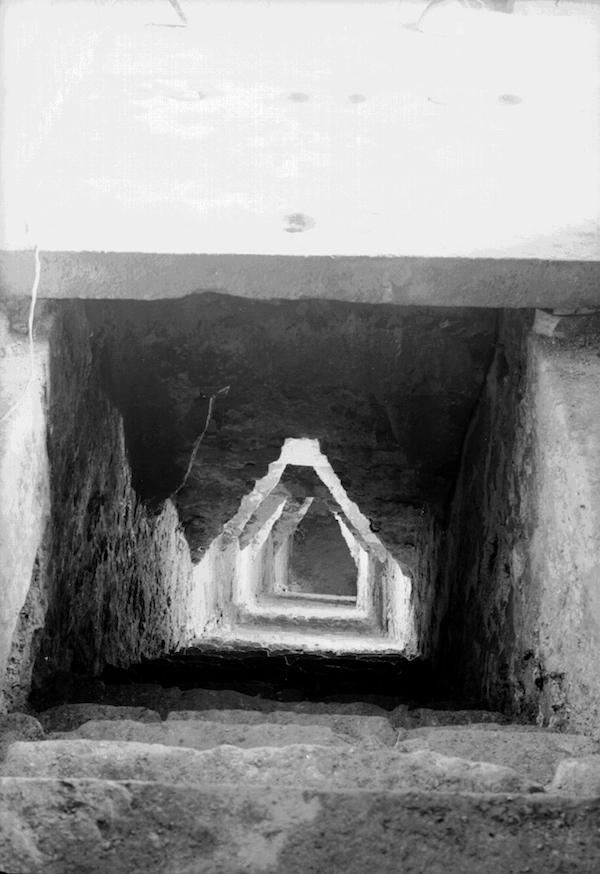 20 fotografías del descubrimiento de la tumba de Pakal, gobernante maya en Palenque 5