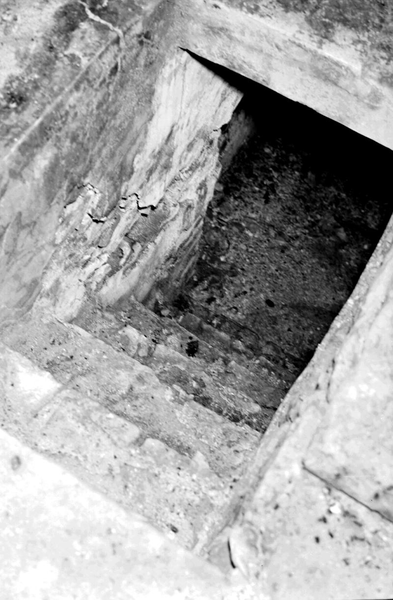 20 fotografías del descubrimiento de la tumba de Pakal, gobernante maya en Palenque 6