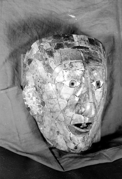 20 fotografías del descubrimiento de la tumba de Pakal, gobernante maya en Palenque 18
