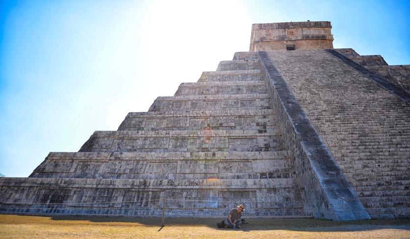 La mentira del descenso de Kukulcán en Chichén Itzá que siempre creíste cierta 2