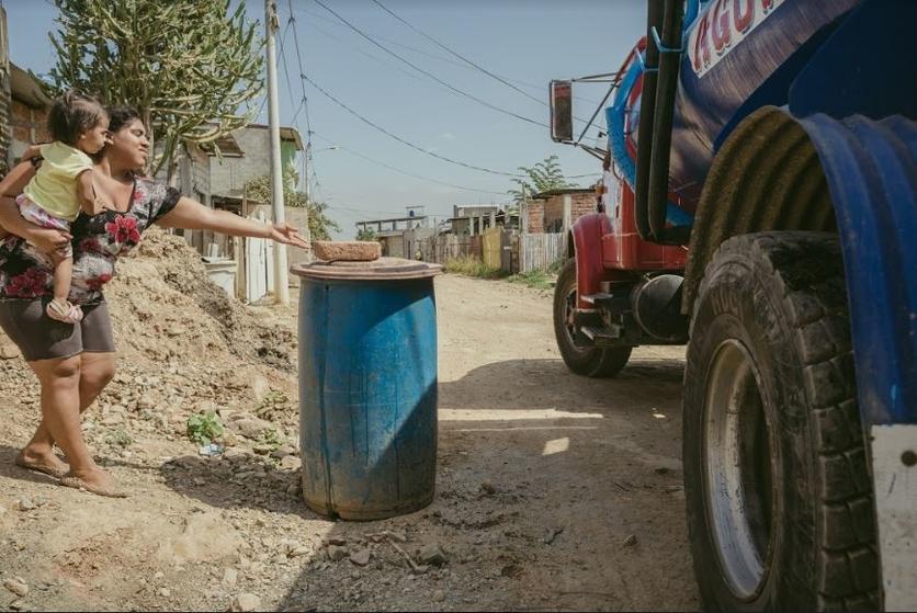 8 lugares de América Latina en los que el agua no llega 2