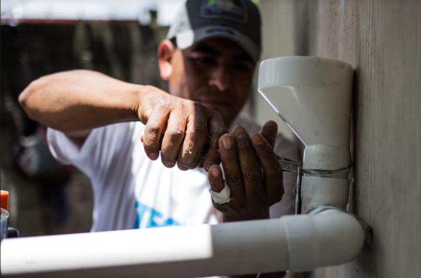 8 lugares de América Latina en los que el agua no llega 3