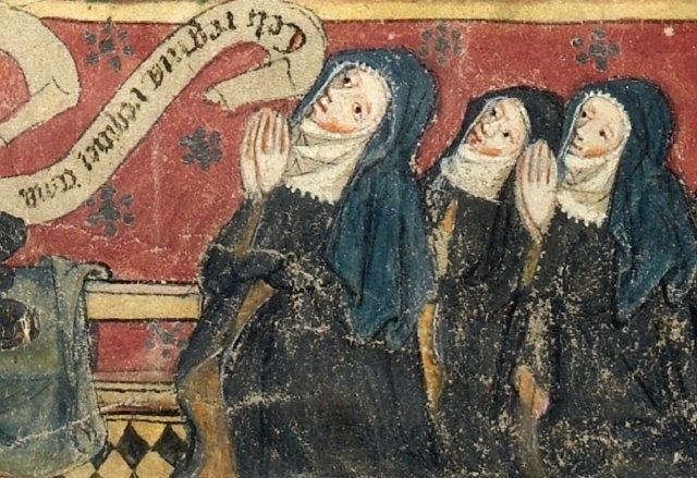 El oscuro secreto de la monja católica que fue poseída y escapó de un convento 1