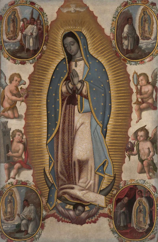 La historia de la Virgen de Guadalupe, el mejor invento español de la Conquista 1