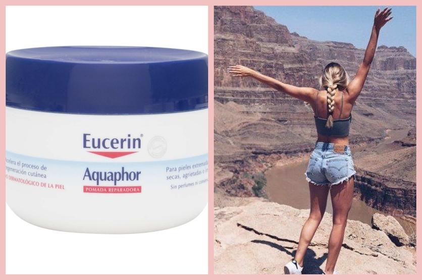 Cremas corporales baratas para hidratarte eucerin