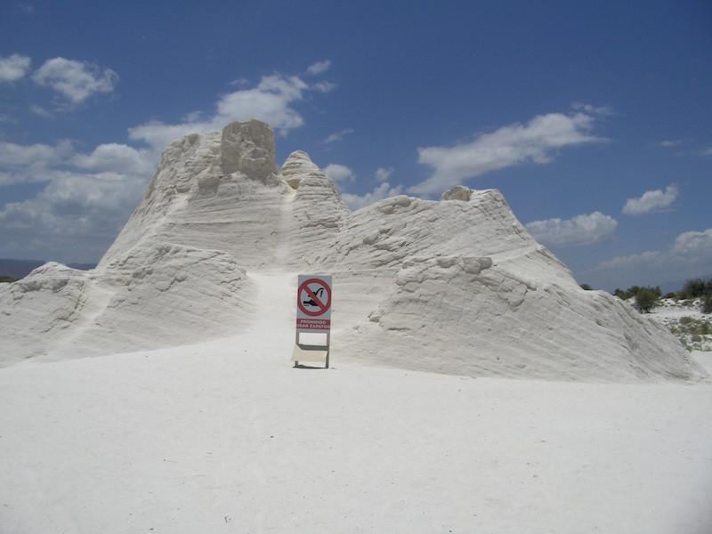 El lugar de México que maravilló a la NASA y está a punto de desaparecer 1