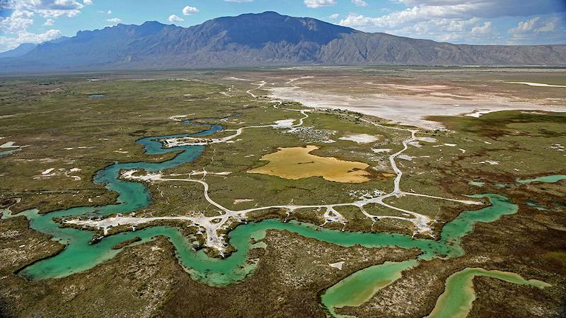 El lugar de México que maravilló a la NASA y está a punto de desaparecer 2