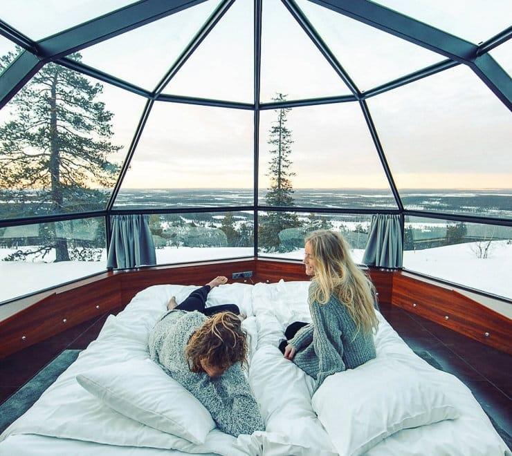 Finlandia ofrece vacaciones gratis para personas que quieran aprender a ser felices 1