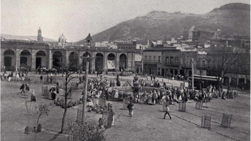 Revolución Mexicana Luis Moya Zacatecas