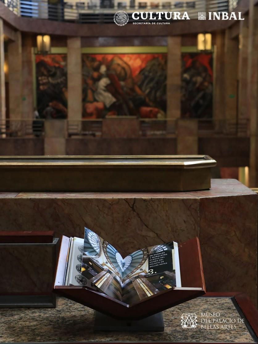 25 cosas que sólo un experto conoce sobre el Museo del Palacio de Bellas Artes 12
