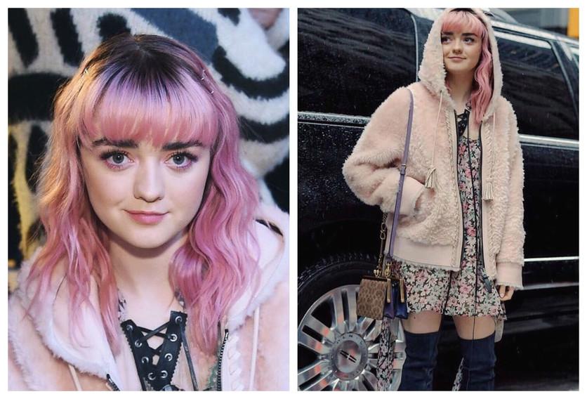 27 fotos de Maisie Williams que muestran que es la perfecta Arya Stark 13