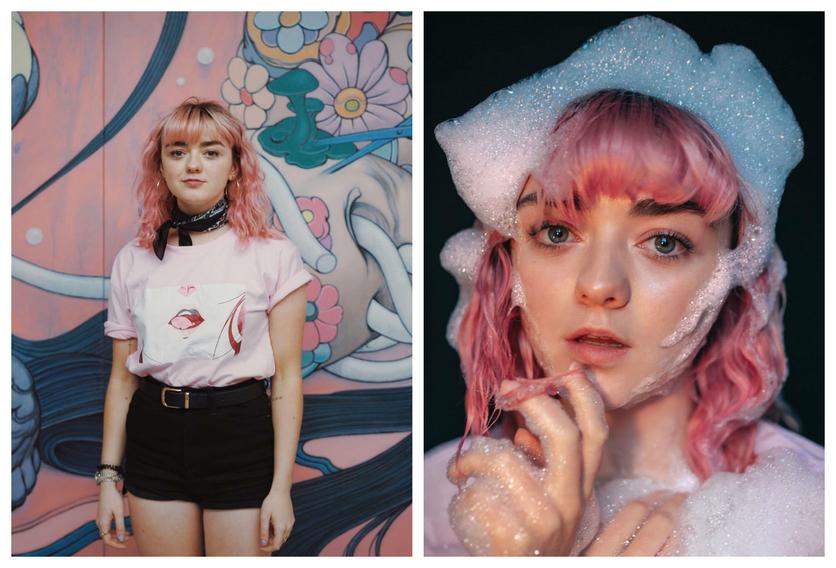 27 fotos de Maisie Williams que muestran que es la perfecta Arya Stark 14