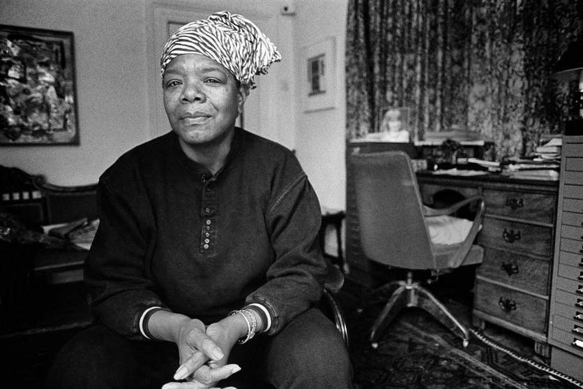 8 poemas de Maya Angelou, la mujer que luchó contra el racismo y la discriminación 4