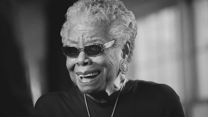 8 poemas de Maya Angelou, la mujer que luchó contra el racismo y la discriminación 6